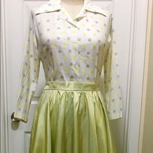 Other - Vintage 2-pc Skirt Set